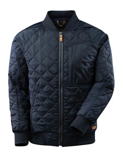 MASCOT® ADVANCED - Schwarzblau - Jacke mit CLIMASCOT®-Futter, wasserabweisend