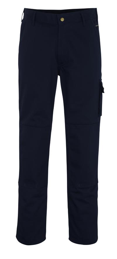 MASCOT® Albany - Marine - Hose mit Knietaschen, hohe Strapazierfähigkeit
