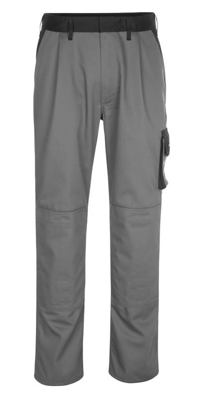 MASCOT® Ancona - Anthrazit/Schwarz - Hose mit Knietaschen, geringes Gewicht
