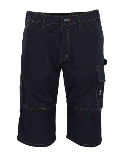 MASCOT® Borba - Schwarzblau - Dreiviertel-Hose, hohe Strapazierfähigkeit