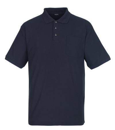 MASCOT® Borneo - Schwarzblau - Polo-Shirt, großzügige Passform