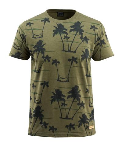 MASCOT® Bushwick - Moosgrün* - T-Shirt