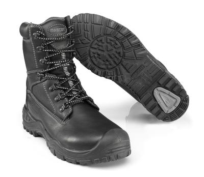 MASCOT® Craig - Schwarz - Sicherheitsstiefel S3 mit Schnürsenkeln