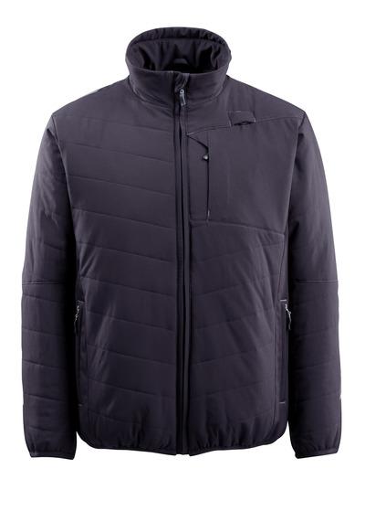 MASCOT® Erding - Schwarzblau - Jacke mit Futter, wasserabweisend, hohe Isolierungsfähigkeit