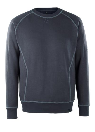 MASCOT® Horgen - Schwarzblau - Sweatshirt, Multischutz, moderne Passform