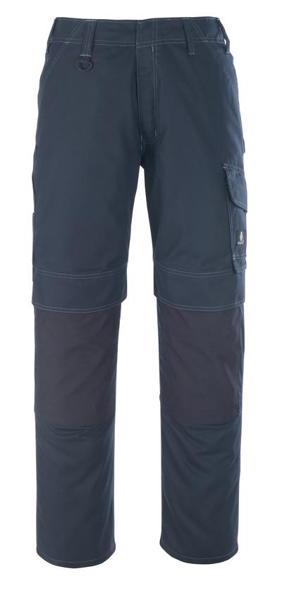 MASCOT® Houston - Schwarzblau - Hose mit Knietaschen, geringes Gewicht