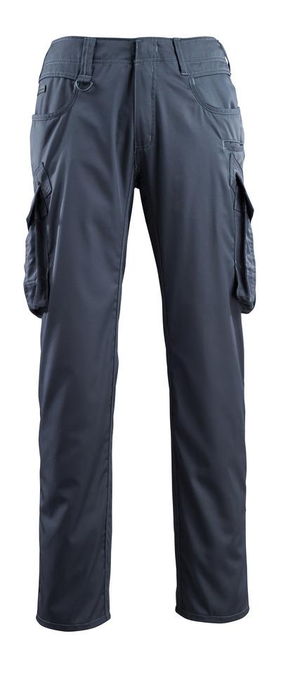 MASCOT® Ingolstadt - Schwarzblau - Hose mit Schenkeltaschen, extra geringes Gewicht