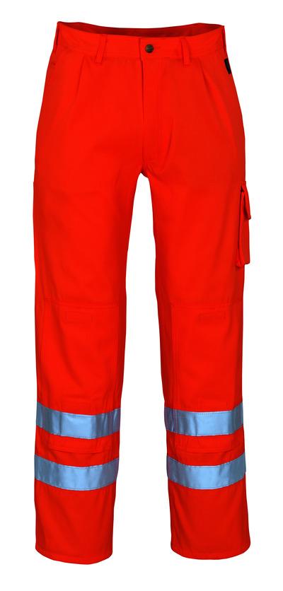 MASCOT® Iowa - hi-vis Orange* - Hose mit Knietaschen
