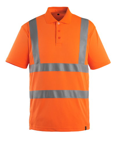 MASCOT® Itabuna - hi-vis Orange - Polo-Shirt, moderne Passform, Klasse 2