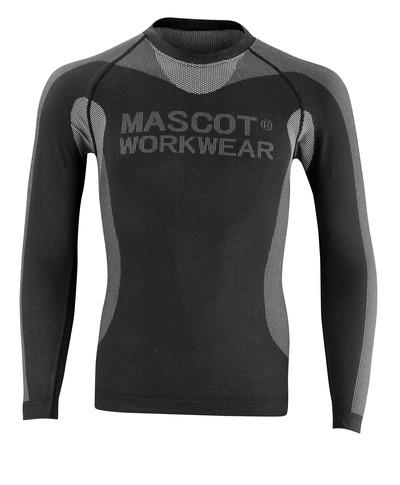 MASCOT® Lahti - Schwarz - Unterhemd