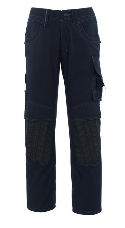 MASCOT® Laronde - Schwarzblau* - Hose mit Knietaschen