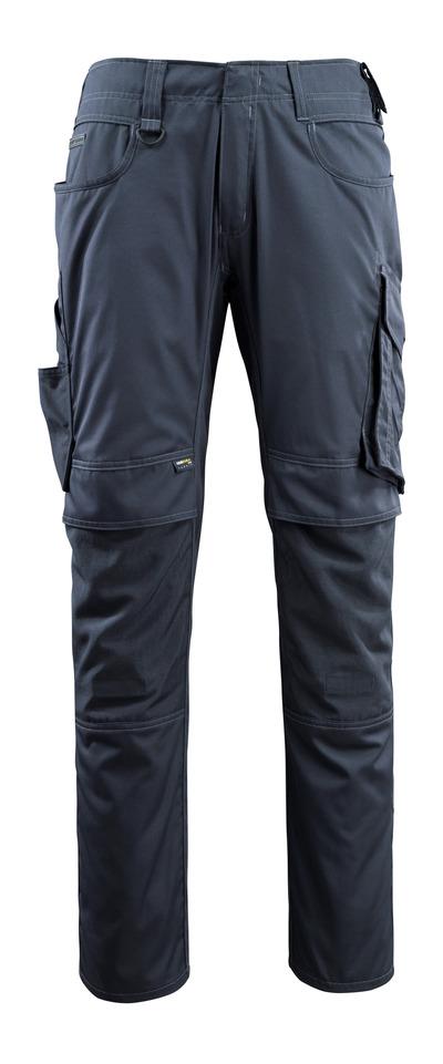 MASCOT® Lemberg - Schwarzblau - Hose mit CORDURA® Knietaschen, extra geringes Gewicht