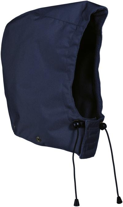 MASCOT® MacKay - Marine - Kapuze mit Druckknöpfen und Futter, wasserdicht