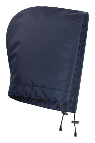 MASCOT® MacKlin - Marine - Kapuze mit Druckknöpfen