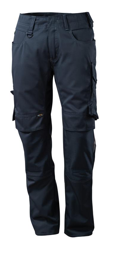 MASCOT® Mannheim - Schwarzblau - Hose mit CORDURA® Knietaschen, geringes Gewicht
