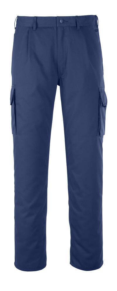 MASCOT® Orlando - Marine - Hose mit Schenkeltasche, hohe Strapazierfähigkeit