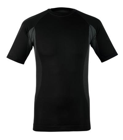 MASCOT® Pavia - Dunkelanthrazit - Funktionsunterhemd, Kurzarm, geringes Gewicht, feuchtigkeitstransportierend