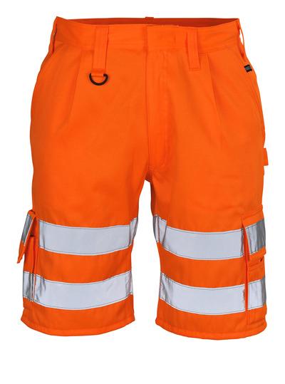 MASCOT® Pisa - hi-vis Orange - Shorts, Klasse 1