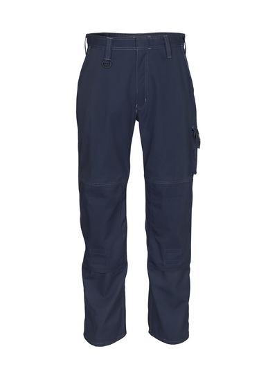 MASCOT® Pittsburgh - Schwarzblau - Hose mit Knietaschen, geringes Gewicht