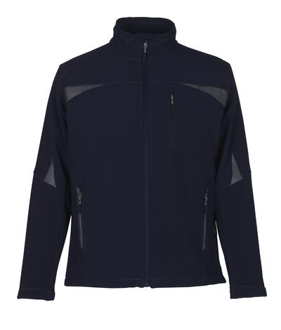 MASCOT® Ripoll - Marine - Soft Shell Jacke mit Fleece innen