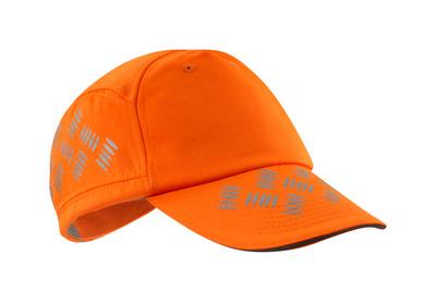 MASCOT® Ripon - hi-vis Orange - Cap mit Ventilationslöchern, regulierbar, Reflexeffekte