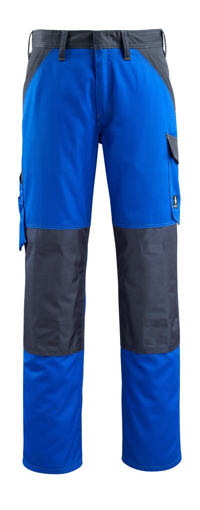 MASCOT® Temora - Kornblau/Schwarzblau - Hose mit Knietaschen, geringes Gewicht
