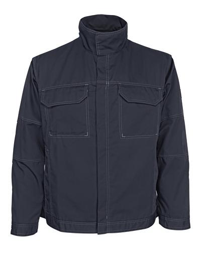 MASCOT® Trenton - Schwarzblau - Jacke, Baumwolle