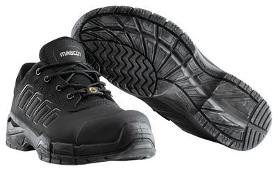 MASCOT® Ultar - Schwarz - Sicherheitshalbschuh S3 mit Schnürsenkeln