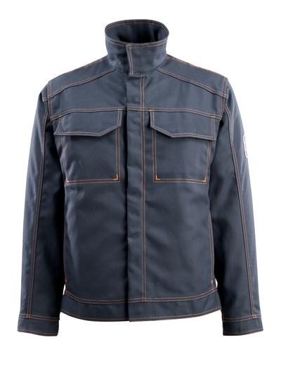 MASCOT® Visp - Schwarzblau - Jacke, Multischutz