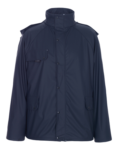 MASCOT® Waterford - Marine - Regenjacke